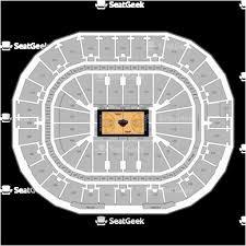 Smoothie King Seating Chart Georgia Dome Seat Map Smoothie King Center Seating Chart Map