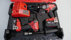 milwaukee m18 logo. milwaukee new m18 fuel 2 tool combo kit (2897-22 2nd generation) - youtube logo