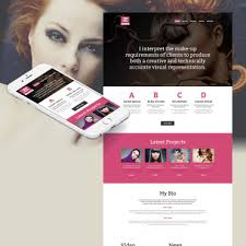 makeup artist websites templates makeup artist website builder makeup artist templates motocms