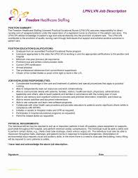 Resume Nursing Template And Sample Registered Practical Nurse Resume