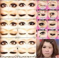 bigger eyes makeup asian 3074