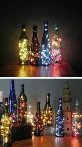 Diy Wine Bottle Lamps