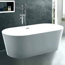 modern alcove bathtub deep alcove tub bathroom cozy deep soaking tub for modern bathroom ideas design modern alcove bathtub freestanding