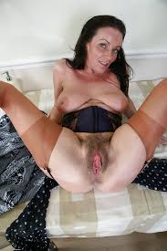 Gallery mature pussy stocking