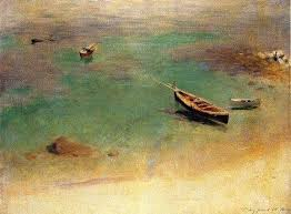 sargent and the sea at the ra joss bailey a