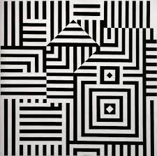 Resultado de imagem para Op Arte - a arte da ilusão