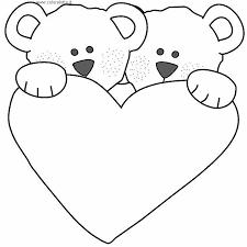 Disegni Cuori 1 Disegni Per Bambini Da Stampare E Colorare By