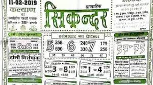 Sattamatka Kalyan Mumbai Matka Games Vlip Lv
