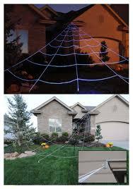 giant spider web decoration unique image result for diy corner spider web props