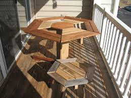 patio furniture for small spaces. diy small space patio furniture for spaces