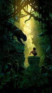 The Jungle Book (2016) Phone Wallpaper ...