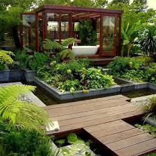Small Picture Outdoor Garden Design Zampco
