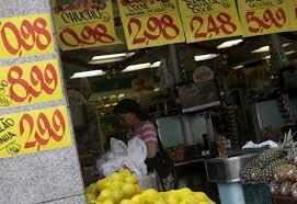 Image result for Inflação aumenta para 0,31%, mas é a mais baixa para maio desde 2007