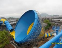 Big Fiberglass Tornado Water Slide For Sale Tornado Water Slide