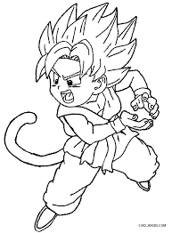 Z Coloring Page Dragon Ball Z Coloring Pages Page Printable Dragon
