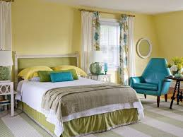 Teal And Yellow Bedroom Fresh Bright Bedroom Light Yellow Walls White Ceiling Trim