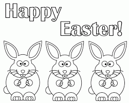 Happy Easter Coloring Pages Best For Kids