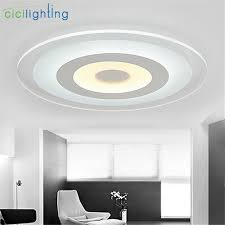 Kopen Goedkoop Moderne Acryl Led Plafondlamp Ring Plafond