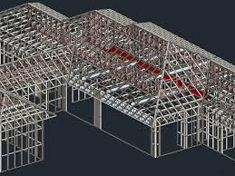 Portal Frame Design Software Steel Construction 3d Design Software By Scottsdale