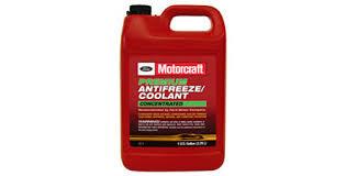 Ford Antifreeze Chart Usa Motorcraft