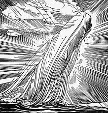best moby dick images whales rockwell kent and rockwell kent was an american painter printmaker illustrator and writer something whimsical ldquo rockwell kent illustration for moby dick rdquo