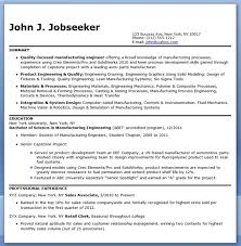 Resume For Industrial Engineer Sample Resume For Industrial