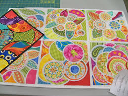 TILE QUILTING, REVIVED | Stained glass quilt, Quilt labels and ... & TILE QUILTING, REVIVED Adamdwight.com