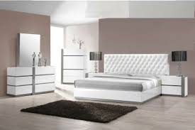 Contemporary Light Oak California King Size Canopy Bed Bedroom ...