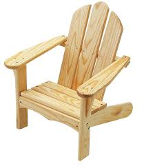 com little colorado child s adirondack chair unfinished toys