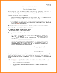 18 Teacher Letter Of Resignation Sample Apgar Score Chart