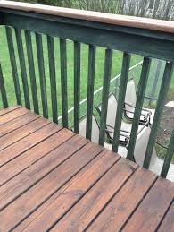 decks done