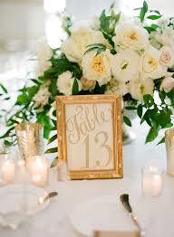 Stunning Table Number Wedding Ideas 1000 Ideas About Wedding Table Numbers  On Pinterest Wedding