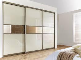 closet sliding doors mirror acrylic