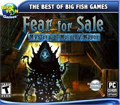 Top hidden object pc games. Amazon Com Fear For Sale Mystery Of Mcinroy Manor Video Games