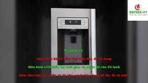Bếp 365 - Giới thiệu Tủ lạnh Bosch KAG90AI20G - YouTube