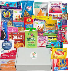 28 Days Of Youth Toddler Variety Snacks Great Mix Of