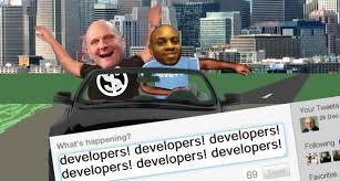Developers Developers Musikvideo Mit Dem Microsoft Chef Steve