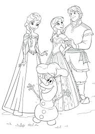 Color Pages Disney Frozen Printable Free Coloring Pages Free