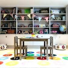 cool playroom storage octeesco