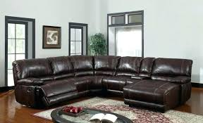 leather sectional sofa with chaise and recliner sectional couch with recliner and chaise black leather sectional