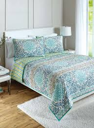 better homes and gardens quilt sets. Simple Sets Better Homes And Gardens Layered Medallion Quilt To And Sets V