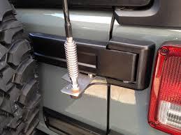 jeep jk cb antenna mount