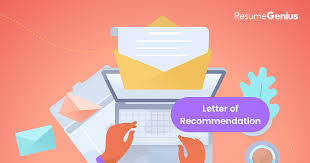 Letter Of Recommendation Guide 8 Samples Templates Rg