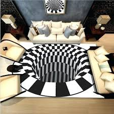 large floor rugs bunnings kinds concise carpet style grey color stripe area bedroom mat non