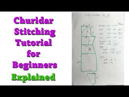 Churidar Measurement Chart Churidar Top Kurti Kameez Cutting Malayalam Churidar Diy Stitching Malayalam Tutorial