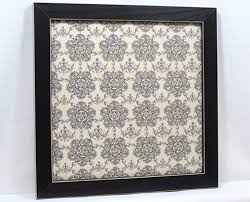 Damask Memo Board Cool Amazon Magnet Board Dry Erase Board Wall Decor Housewares