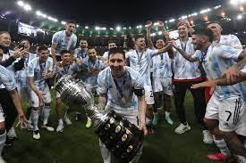 Copa America 2021: Lionel Messi gewinnt ersten Titel mit Argentinien