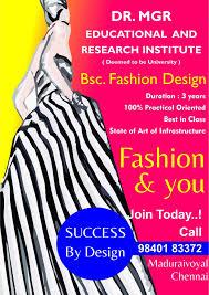 Fashion Designing Courses In Pondicherry University Institute Of Design Nungambakkam Tailoring Classes In