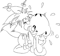 Coloriage Diddl