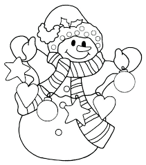 Free Snowman Colouring Pages Lots Of Free Coloring Pages Like This